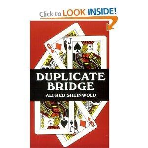 (Duplicate bridge (Sterling bridge books))