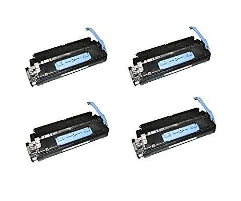 UniVirgin Compatible Replacement for Canon 106 FX11 CRG106 Toner Cartridge for use in: ImageClass MF6530 MF6540 MF6550 MF6560 MF6580 MF6590 MF6595 MF6595cx printers – 4 Pack (Canon Imageclass Mf6540 Toner)