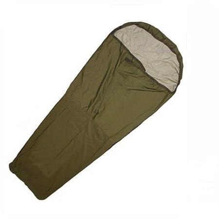 British Army-Bolsa para bivouac de 1 fila tejido Goretex Verde vert - Vert olive British Army Surplus