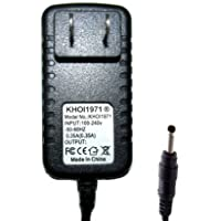 KHOI1971 ® 9-Volt 9-FEET cord WALL AC power adapter cable cord for BROTHER P-Touch label printer PT-1880C PT-1880 PT-2300 PT2310 PT-1810 PT-1800 PT-1280 PT-1750 -2300 PT2310 AD-24 AD-24U AD-60 (FOR model use 6X AA battery) 7VOLT ~9VOLT INPUT