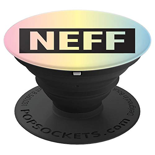 a7452f136c3 Neff Pastel Logo PopSockets Stand for Smartphones and Tablets - PopSockets  Grip and Stand for Phones and Tablets