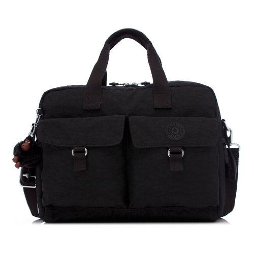 ada7f0044 Amazon.com : Kipling New Large Baby Bag with Changing Mat TM2406 - Black : Diaper  Tote Bags : Baby