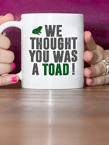 Mug- O Brother - Toad- Father39;s Day
