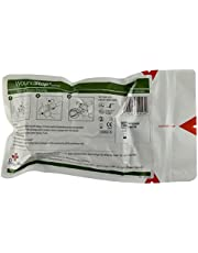 Israeli WoundStop Bandage - Care1 Trauma Dressing, 4 inch, White, Shipped from Canada
