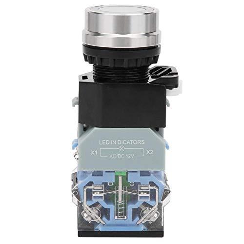 Knoop AC/DC12V GQ38 Reset voor Industriële Controle (Reset, Pisa Scheve Torentype)
