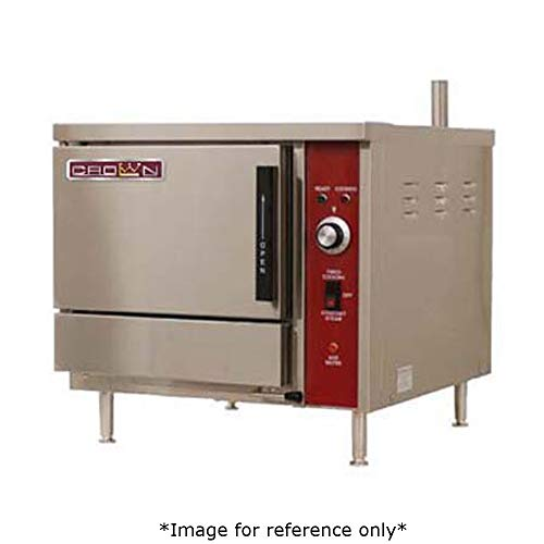 5 Pan Boilerless Convection Steamer - Crown EPX-5 Electric EZ Steam Convection Steamer, Countertop & Boilerless, (5) 12' x 20