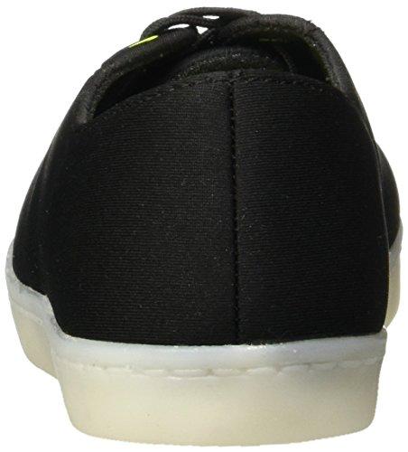 Andrea Zapatillas Negro Mujer para 2431321 SZqSwf