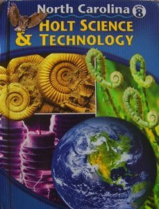 North Carolina Holt Science and Technology Lab Videos on DVD by Harcourt Education Company