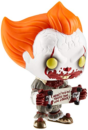 Pop Vinyl Movies It Chapter 2 - Pennywise W/ Skateboard