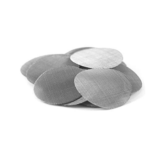 Stainless Steel De Filter - 8