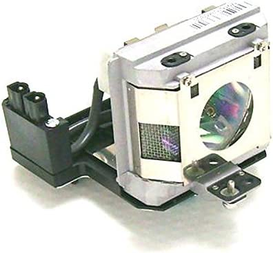 Replacement Lamp Assembly with Genuine Original OEM Bulb Inside for Sharp XV-Z11000 Projector Power by Phoenix