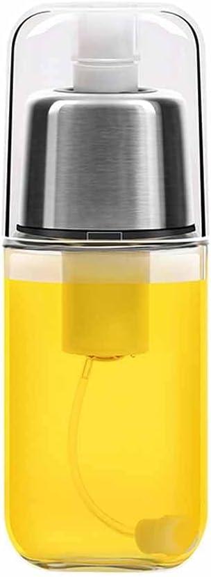 JYDQM Pulverizador de Aceite para cocinar Aceite Spray Mister Bottle Bottle Aceite de Oliva Rociador de Niebla 200ml Botella de Vidrio