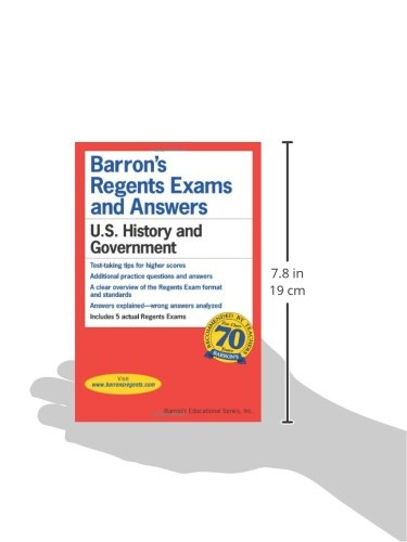 Regents Exams and Answers: U.S. History and Government (Barron's Regents NY)