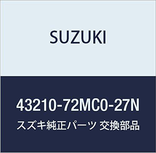 SUZUKI (スズキ) 純正部品 ホイール 品番43210-72MC0-27N B01MQJRRFP