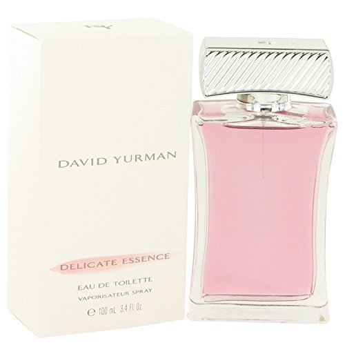 David Yurman Delicate Essence Eau De toilette Spray for Women, 3.4 Ounce