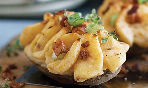 Omaha Steaks Family Value Combo Features Filet Mignon, Top Sirloins, Steak Burgers, Boneless Chicken Breasts, Jumbo Franks and Stuffed Baked Potatoes by Omaha Steaks (Image #6)