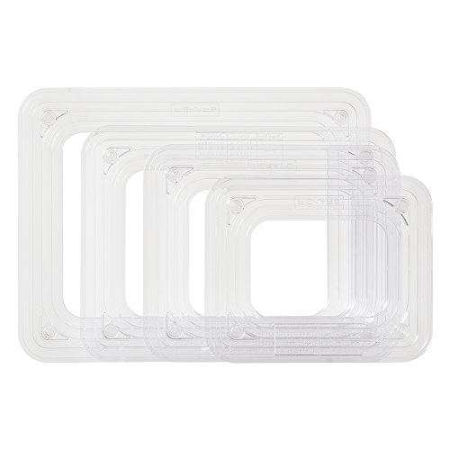 Fiskars 158210-1001 Shapexpress2 Template, Rectangle