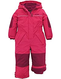 Snow Mobile for Girls, Babies & Toddlers - 1-Piece Snowsuit