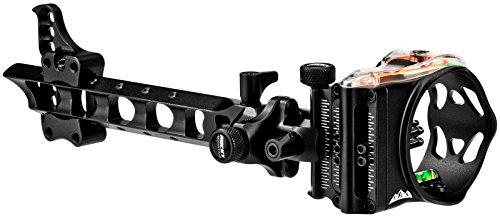Carbon Express Rocky Mountain 5 Pin Sight Dovetail Sight Black