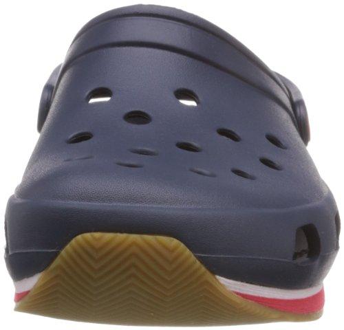 Crocs Unisex Retro Clog Navy/Red 9LoSDL4