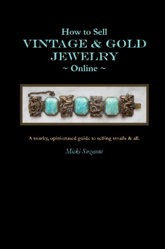 Vintage Costumes Jewellery - How to Sell Vintage & Gold
