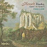 Henselt: Etudes Op. 2 & 5 / Poeme D'amour Op. 3