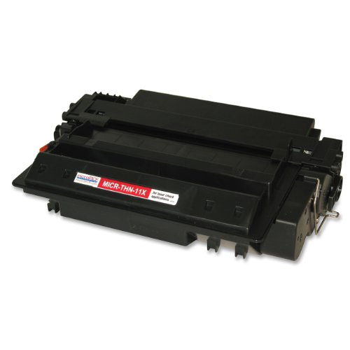 MICR Toner Cartridge for HP Laserjet LaserJet 2400 Series Intelligent Printers, Black (Black Laserjet 2400 Series)