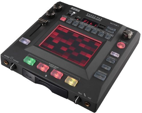 Korg KP3+ KAOSS Pad Dynamic Effects Sampler ()