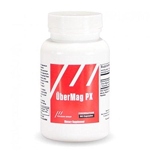 Poliquin Group, Ubermag Px, 90 capsules