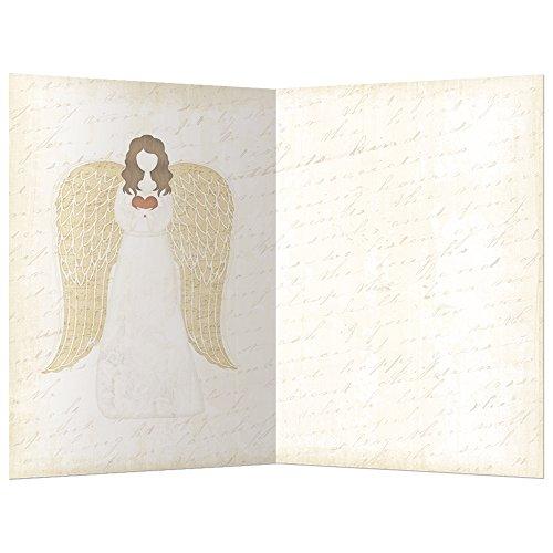 Tarjetas de felicitación sin árboles, tarjetas de notas en blanco, sobres a juego, en blanco, juego de tarjetas de...