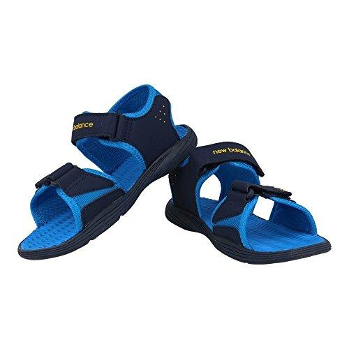 Bleu Couleur 0 Balance New Pointure Poolside Kids Sandal K2004NBL 25 fYxqAR7