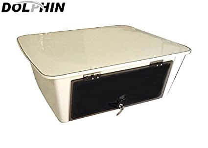 Dolphin T Top Overhead Marine Electronics E Box ✮ Fishing Boat Tower Center  Console Ebox