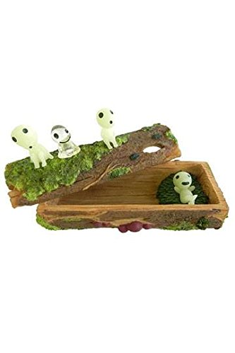 <Princess Mononoke> Kodama's Small Articles Container (Japan import) by  (Image #1)