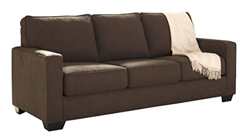 Ashley Furniture Signature Design –Zeb Sleeper Sofa – Contemporary Style Couch &#82 ...