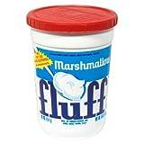 Fluff, Marshmallow Sprd, 16-Ounce (12 Pack)