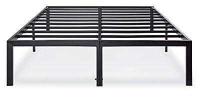 Olee Sleep Steel Slat Bed Frame T-3000 OL14BF04