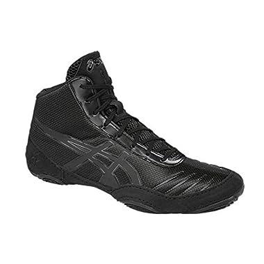 ASICS Men's JB Elite V2.0 Wrestling Shoe, Black/Onyx, ...