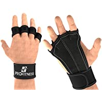ProFitness Ventilated Cross Training Gloves with Wrist...