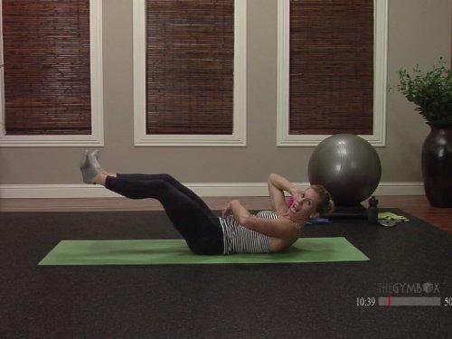TheGymbox Advanced Pilates: Week of 01/21/2013