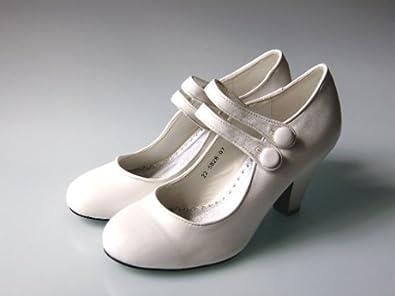 Brautschuhe vintage look