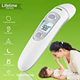 Baby Thermometer Forehead Ear Thermometer - for Fever Upgrade Termometro Digital Medical Infrared