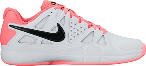 Air WHITE Advantage BLACK Damen EU GLOW 5 Vapor 40 W LAVA Nike Tennisschuhe Cly ZgESTS
