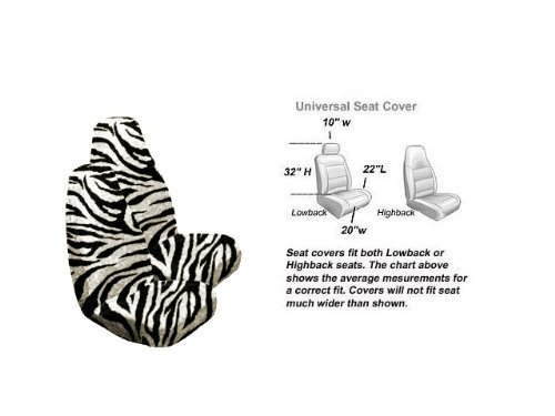 black and white bucket seats - 9