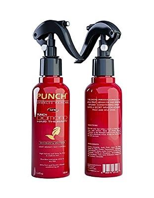 Argan Oil, Biotin, Keratin, Amla Fruit Punch Diamond Hair Therapy 3.4 fl oz (100ml) - Split End Repair and Thermal Heat Protectant Against Flat Iron - 100% Organic & Natural