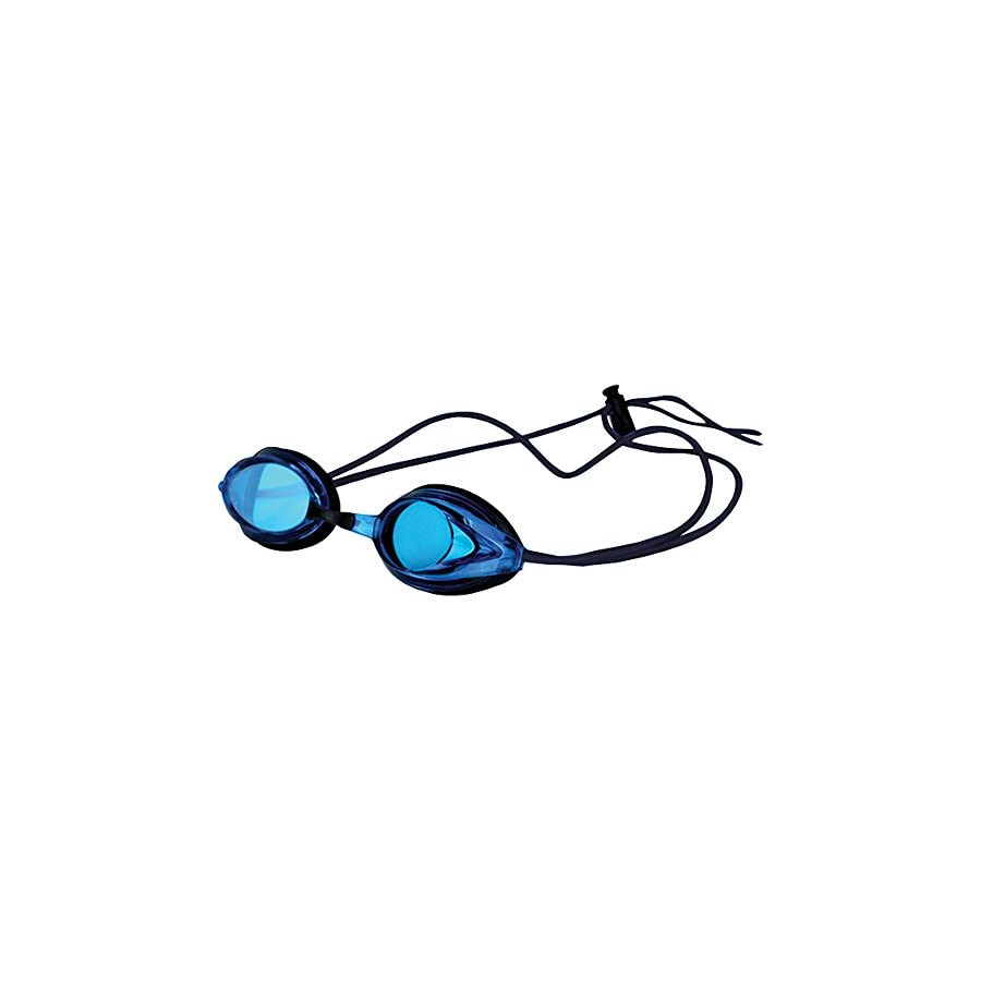 Adjustable Bungee Cord Strap Kit for Swim Goggles (2 Pack) | Replacement Swimming Goggle Strap | Universal, One Size Fits All