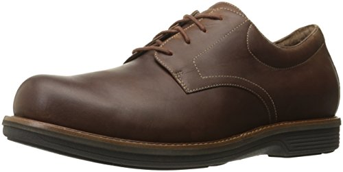 Dansko Mens Josh Oxford Brown Trekken