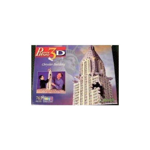 店舗良い Puzz3D Chrysler Chrysler Building Building Puzz3D B001IW1O4A, 美人ワンピ専門店【Mimi GranT】:eccecd70 --- quiltersinfo.yarnslave.com