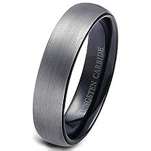 Brushed Ring for Men