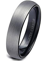 Tungary Tungsten Rings for Men Wedding Engagement Band...
