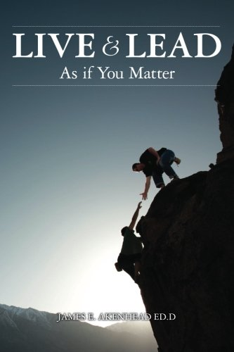 Download LIVE & LEAD As if You Matter pdf